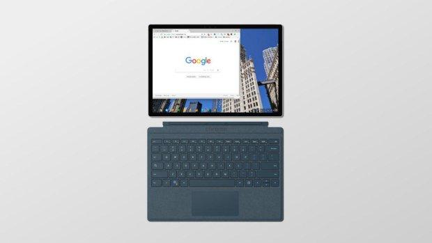 В сети появились подробности о секретном девайсе от Google