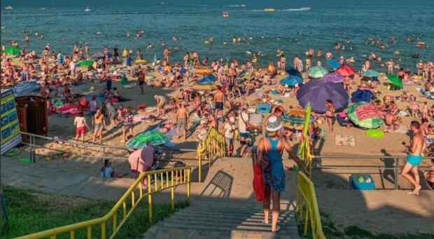 Фото: соцмережі, море