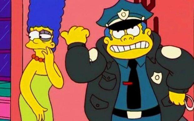 Симпсоны помогли копам раскрыть десятки преступлений