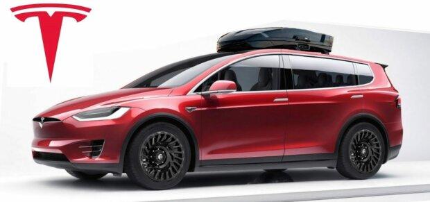 Tesla X Sedan, Tesla