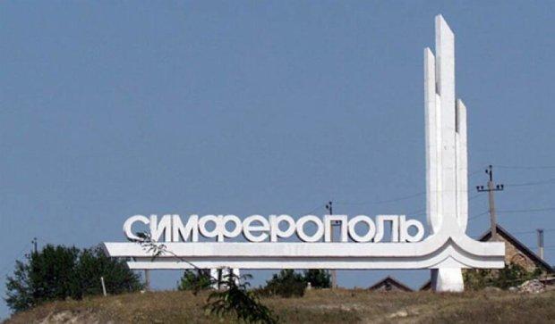 У Криму затриманий вистрибнув з вікна будівлі МВС