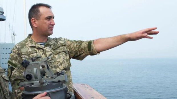 Командувач ВМС, кадр з відео