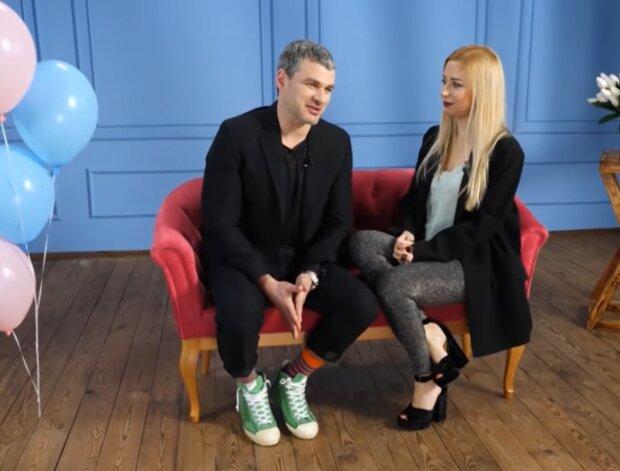 Тоня Матвиенко и Арсен Мирзоян, скриншот с видео