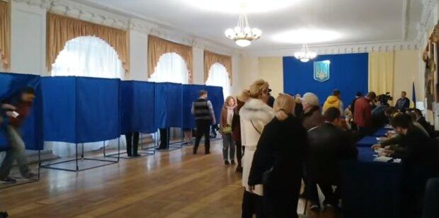 Местные выборы 2020, скрин - YouTube