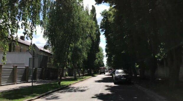Полтавский террорист мчится в сторону Киева, копы на хвосте - последние подробности