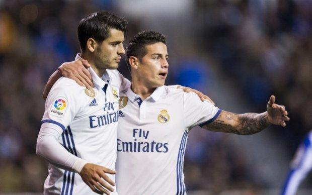 Депортиво - Реал 2:6 Видео голов и обзор матча