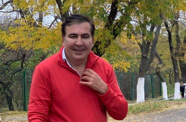 Саакашвили, фото из свободных источников