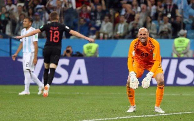 Аргентина-Хорватия: лучшие моменты матча ЧМ-2018