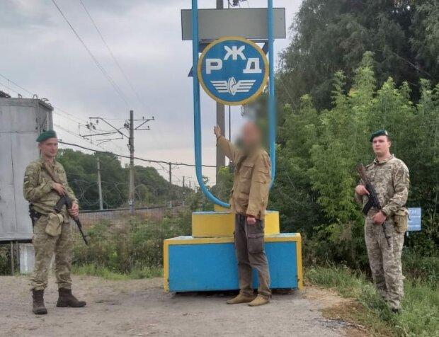 Харьковчанин задолжал за алименты и пытался сбежать к Путину - поймали одной ногой в России