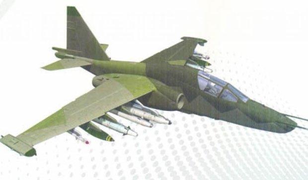 Грузини відновлять виробництво модернізованих літаків СУ-25