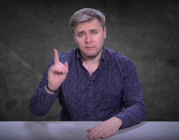 """Ігор Лесєв у програмі """"Не добрий вечір"""""""