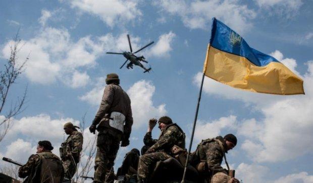 Українські бійці приємно вражені тишею на Луганщині