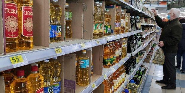 Масло в Украине, фото с источников