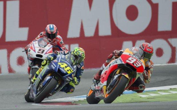 MotoGP: Маркес виграв Гран-прі Німеччини і вийшов на перше місце в загальному заліку