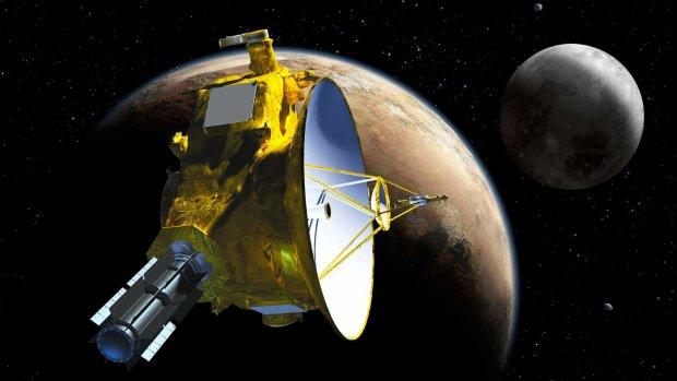 Вперше в історії: зонд NASA дістався до краю нашої Галактики