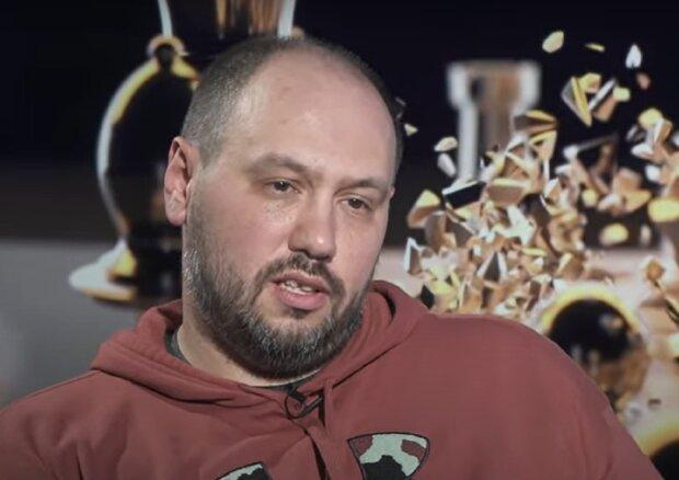 Олексій Гриценко, скріншот відео