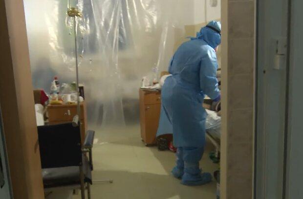 """Франковская больница хлопнула дверью перед носом у горожан - """"Только по крайней необходимости"""""""