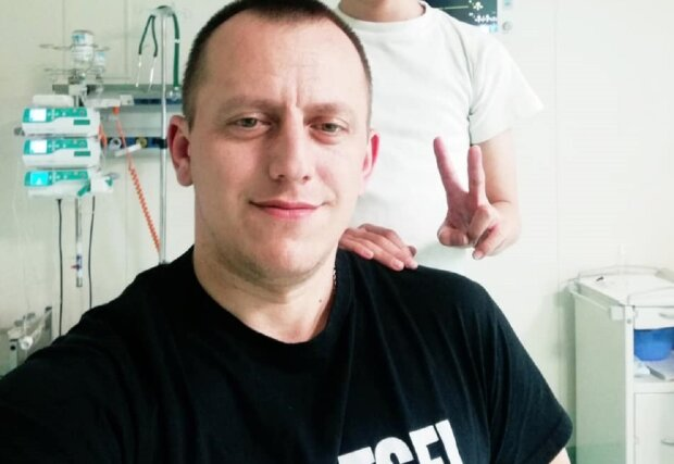 """Отец подарил маленькому сыну с раком любовь и костный мозг: """"Таких - один на миллион"""""""