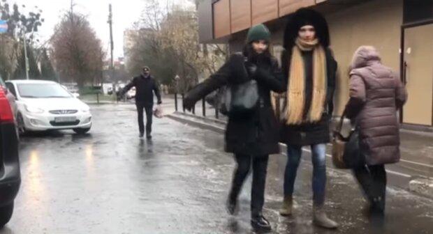 Погода, кадр із відео