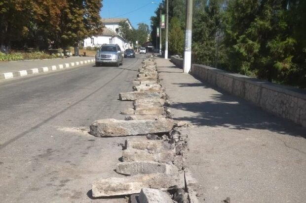Під Києвом машини 70 років каталися по єврейських надгробних плитах
