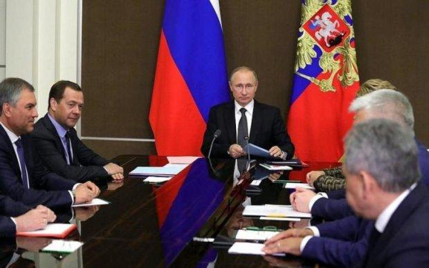 Война на Донбассе: Путин наметил новые цели