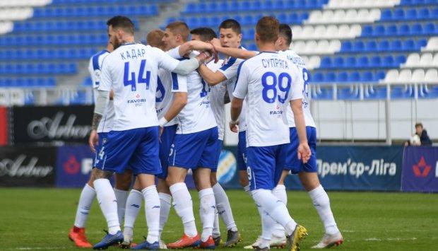 Динамо разгромило Ворсклу: дебютный гол забил уругвайский новичок