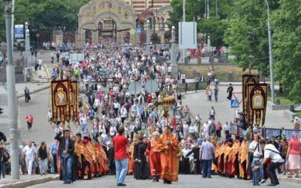 День Крещения Киевской Руси 2017: какие дороги перекроют в столице