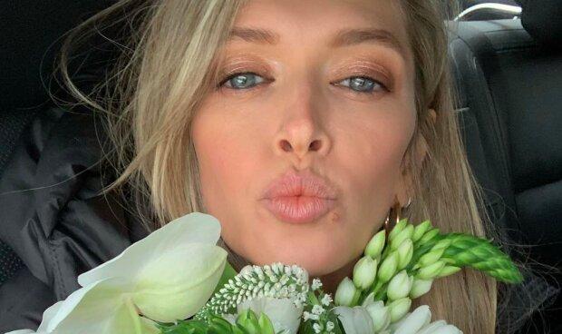 Брежнєва засвітила груди у відвертому топі, і не скажеш, що їй 37: фото дружини Меладзе