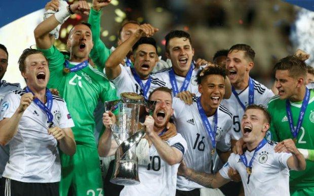 Німеччина - Іспанія - 1:0: огляд фіналу молодіжного чемпіонату Європи з футболу