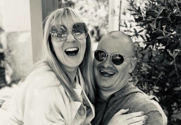 Жена Евгения Кошевого из Квартал 95 показала трогательные фото с мужем