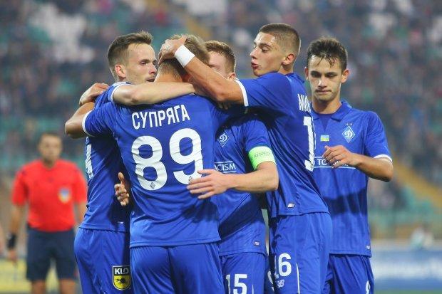 Плей-офф Лиги Чемпионов: Динамо узнало потенциальных соперников