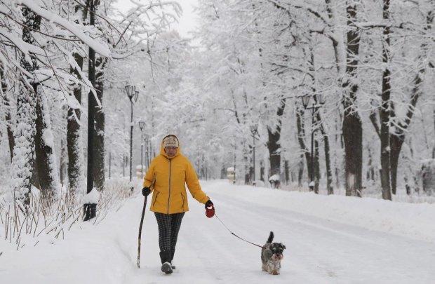 Прогноз погоди на завтра змусить українців вийти з зимової сплячки і повірити у диво