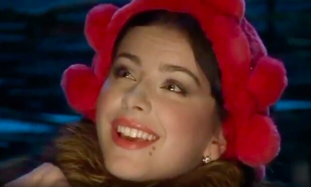 Ани Лорак, скриншот youtube