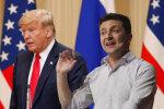 """Перше """"побачення"""" Зеленського та Трампа: озвучено головні теми зустрічі"""