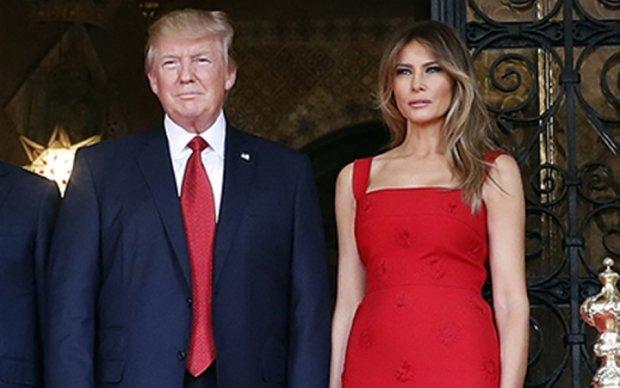 Мелания Трамп угодила китайскому президенту