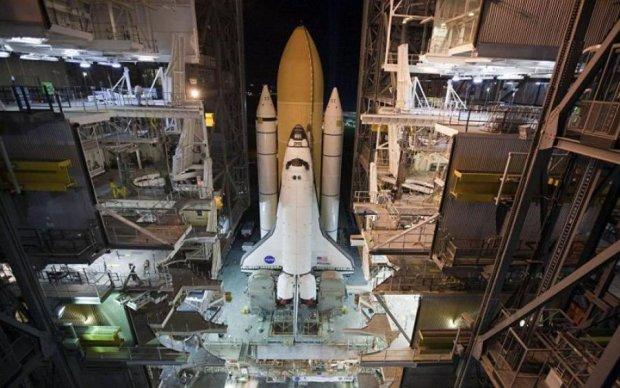 NASA захопить весь космос
