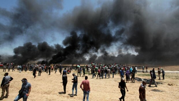 Ізраїль завдав потужного удару у відповідь по базі ХАМАС: Сектор Газа палає вже майже тиждень