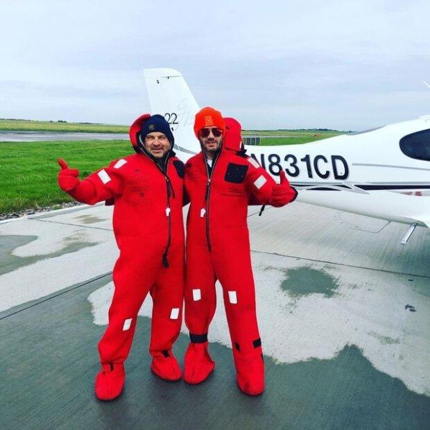 Харьковчанин покорил Арктику и Атлантику: уникальный полет прогремел на весь мир, подробности триумфа