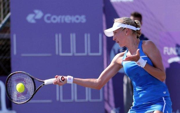 Украинская теннисистка уступила в финале парного турнира в Мексике