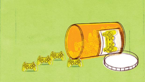 Джойстик вместо таблеток: детские расстройства будут лечить видеоиграми