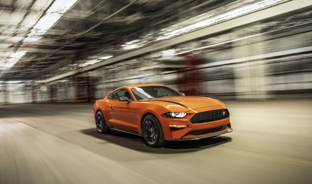 2020 Ford Mustang, carscoops
