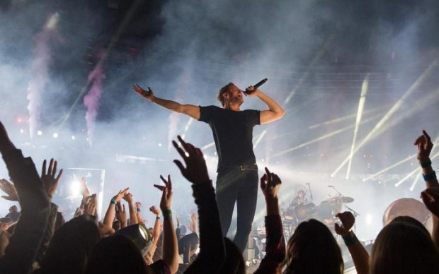 Imagine Dragons в Киеве: лучшие песни группы