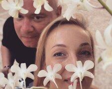 Євген Кошовий з дружиною, фото Instagram