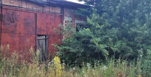 Место, где нашли тело. Фото: ГУ НП