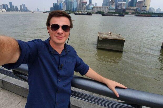 Дмитрий Комаров, фото - https://www.instagram.com/komarovmir/