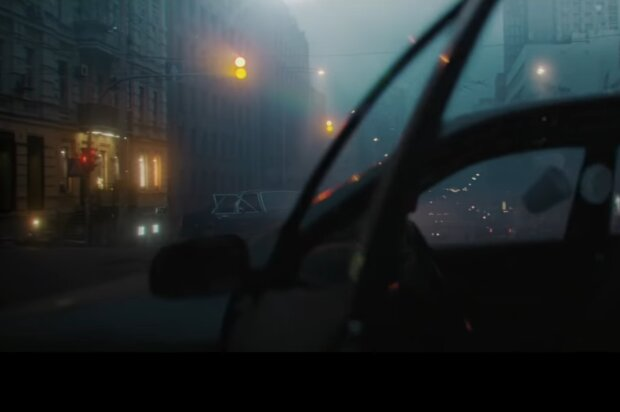 У Києві зняли рекламу для нової PlayStation, кадр з ролику