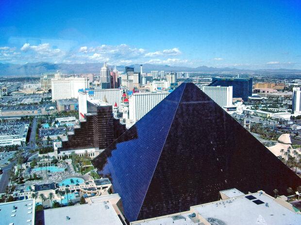 Піраміда, фото Wikimedia Commons
