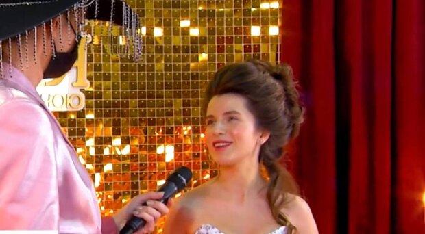 Кристина Соловий / скриншот из видео
