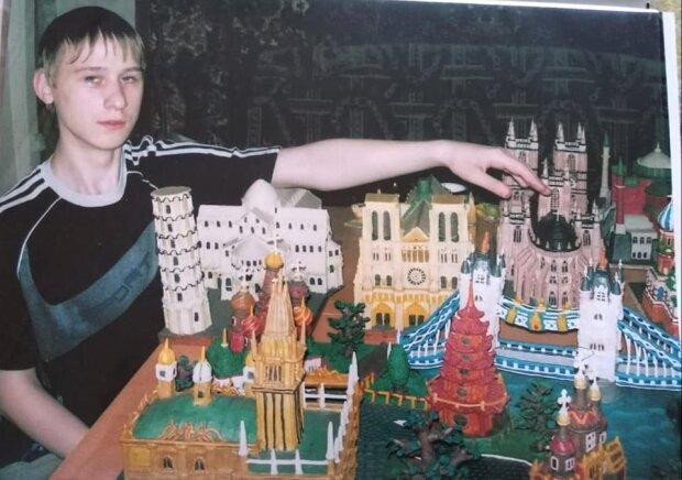 Юному таланту з Дніпра терміново потрібна допомога — його шедеври підкорили всю Україну