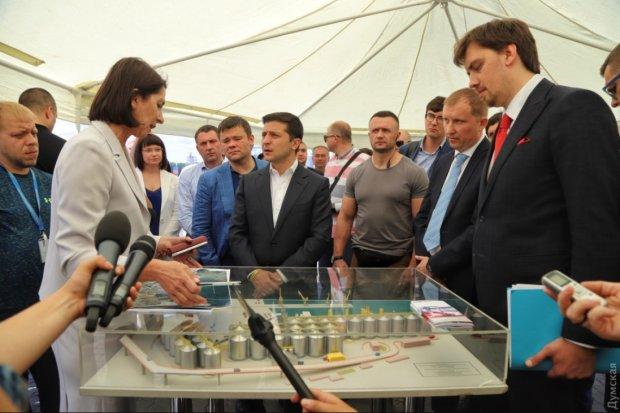 Зеленський в Одесі влаштував чиновникам пекло: начальника – за борт, контрабанду – припинити